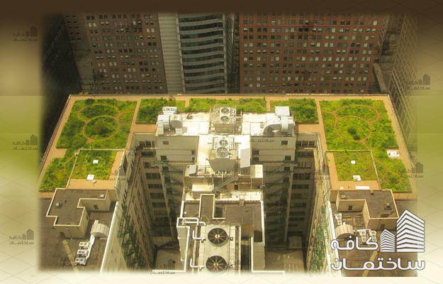 Greenroof at Chicago City Hall